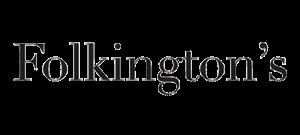 Folkington's Logo